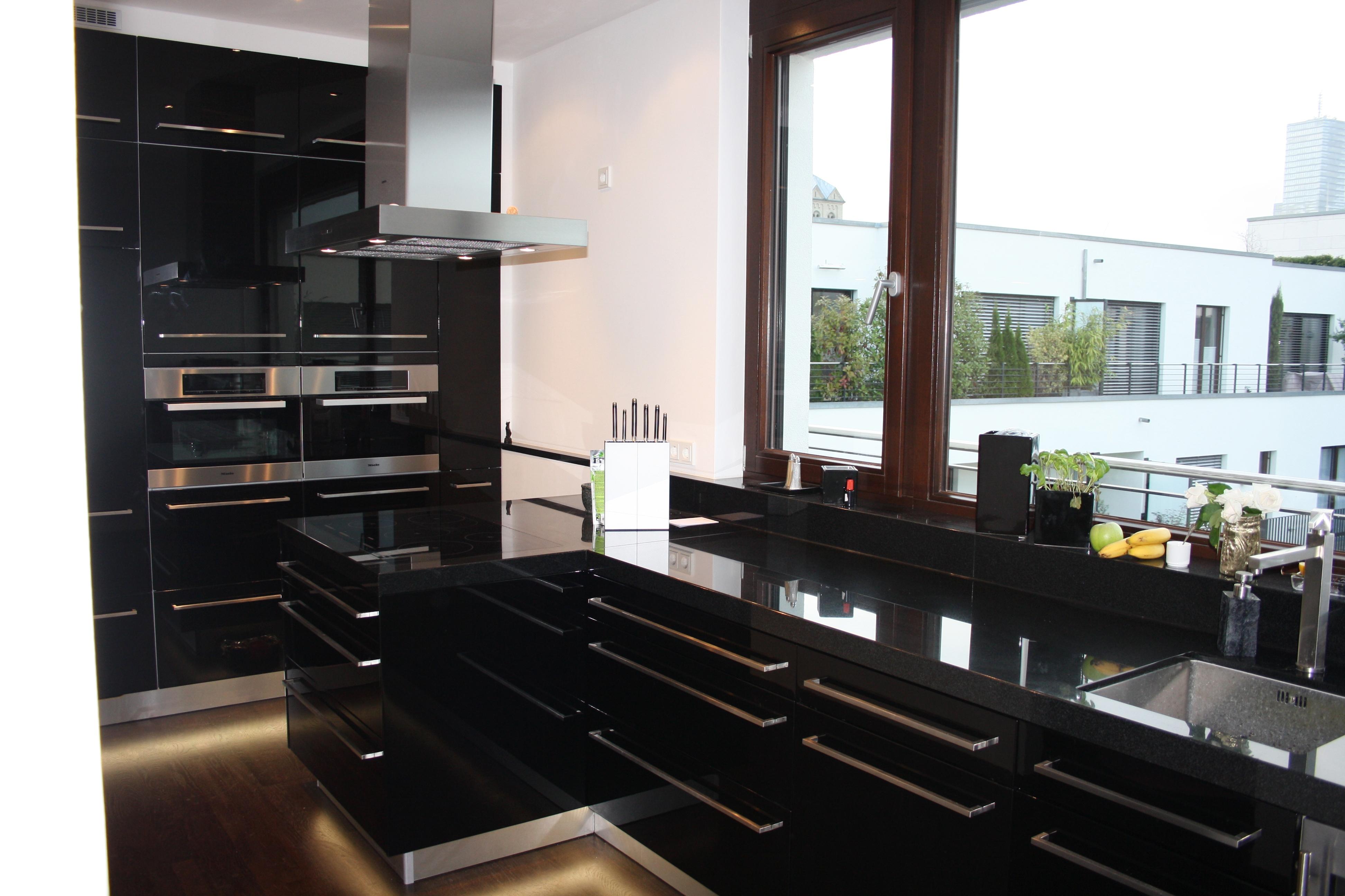 Küche in Köln Penthouse Wohnung - Mayer-Wohnharmonie