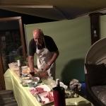 Event-Pizzazubereitung